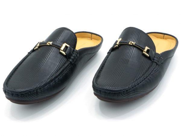 Sandal-shoe-embosh